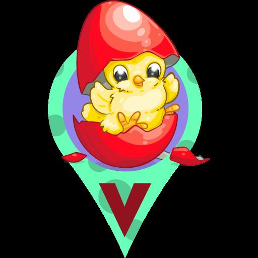 Hatched Red Egg